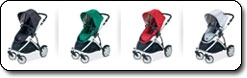 Britax B-Ready Color Swatch