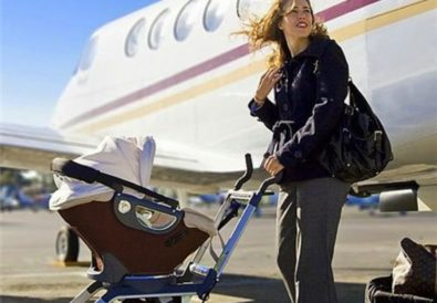 Airline Travel With a Stroller