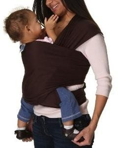 Wrap-Around Baby Carrier