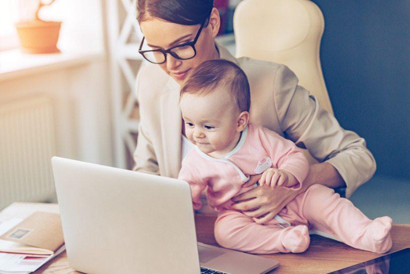 breastfeeding as a working mom