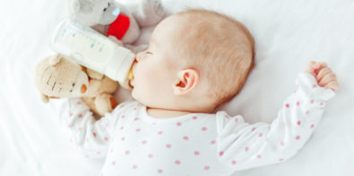 from breast milk to cows milk