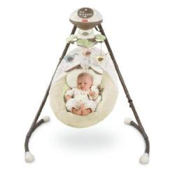 Fisher Price My Little Snugabunny Cradle N Swing Review