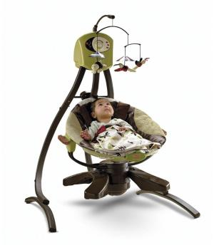 Our Choice For Best Baby Swing