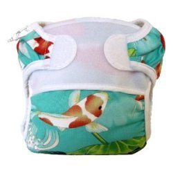 More cloth reusable diapers