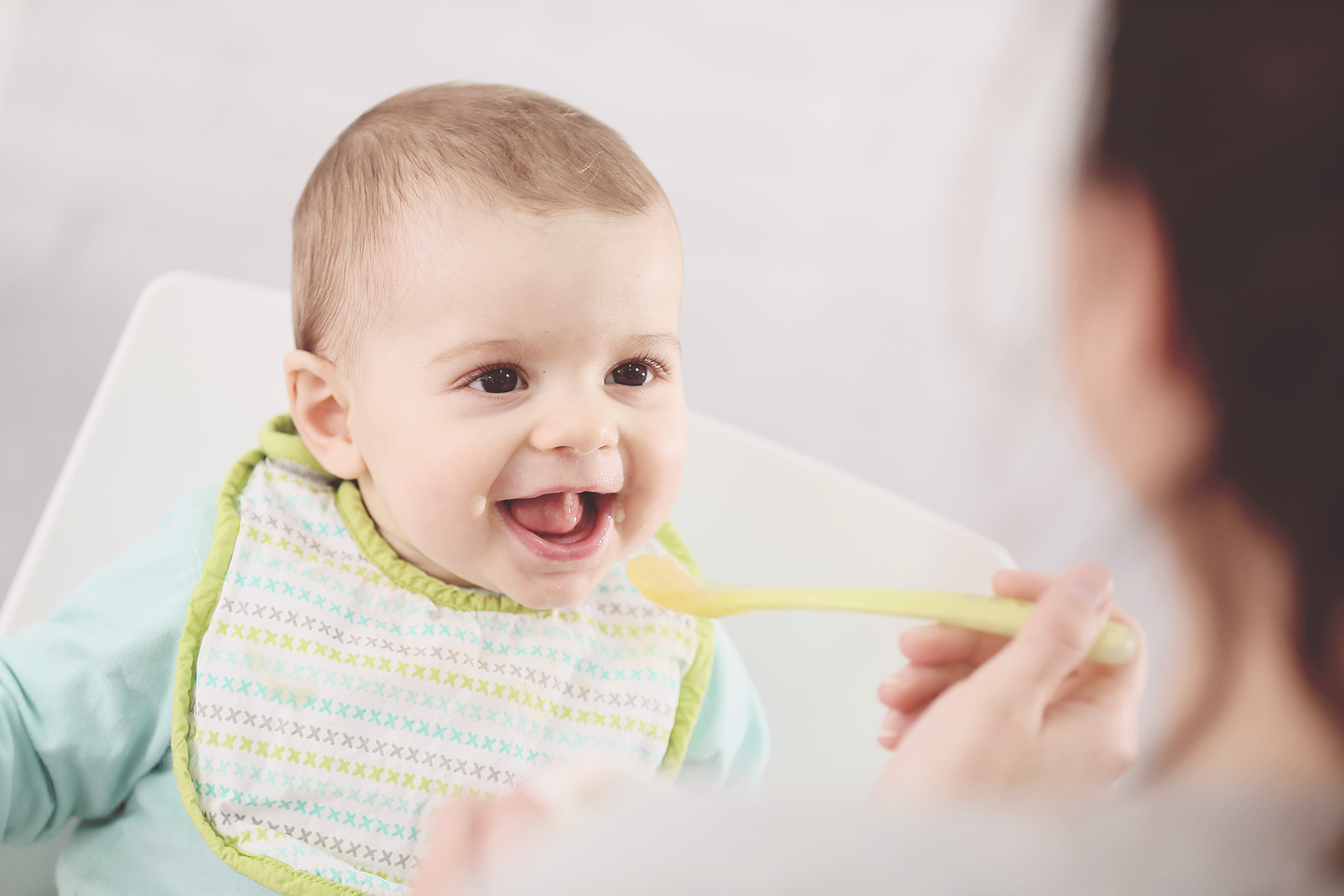Babies And Solid Food