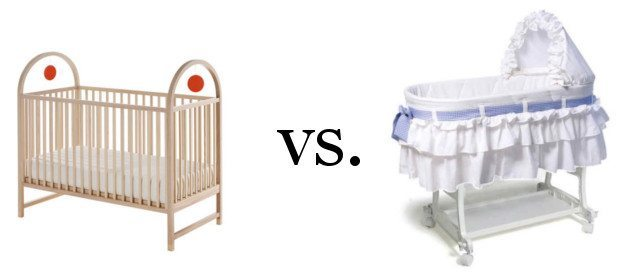 crib vs bassinet
