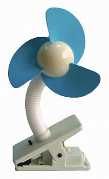 The DreamBaby Stroller Fan