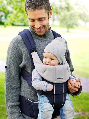 Everyone Loves the Babybjorn!