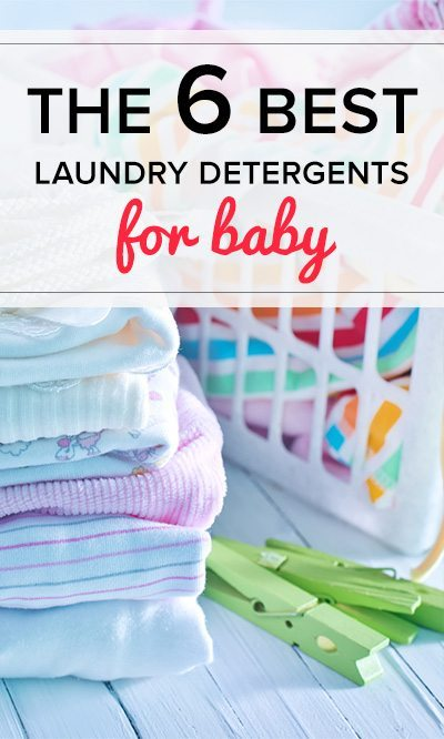 Baby-Safe Laundry Detergents