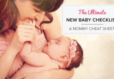 The Ultimate New Baby Essentials Checklist