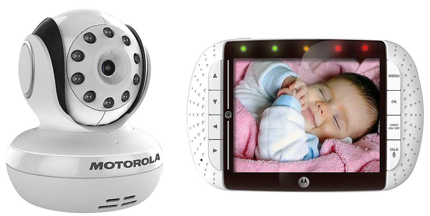 Mom 39 s guide 2018 the best baby monitor for a safe nursery - What you need to know about baby monitors for your home ...