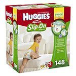 huggies little movers slip on