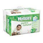 huggies pure and natural