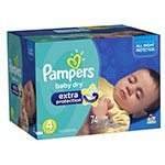 pampers baby dry extra protection