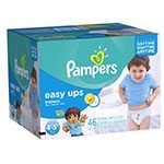 pampers easy up trainers for boys