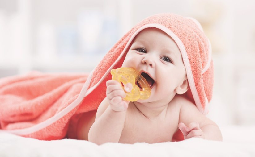 when do babies start teething?