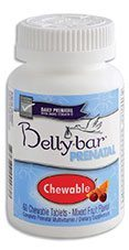 Bellybar: The Best Chewable Prenatal Vitamins