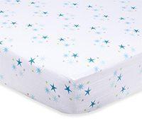 Cotton Crib Sheets