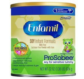 Enfamil Soy Formula