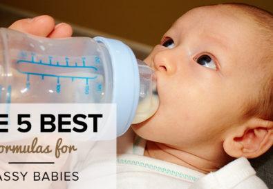 Formulas For Gassy Babies