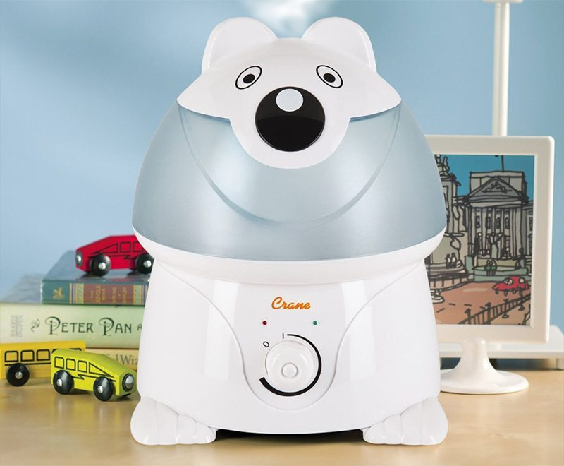 Nursery Humidifier FAQ