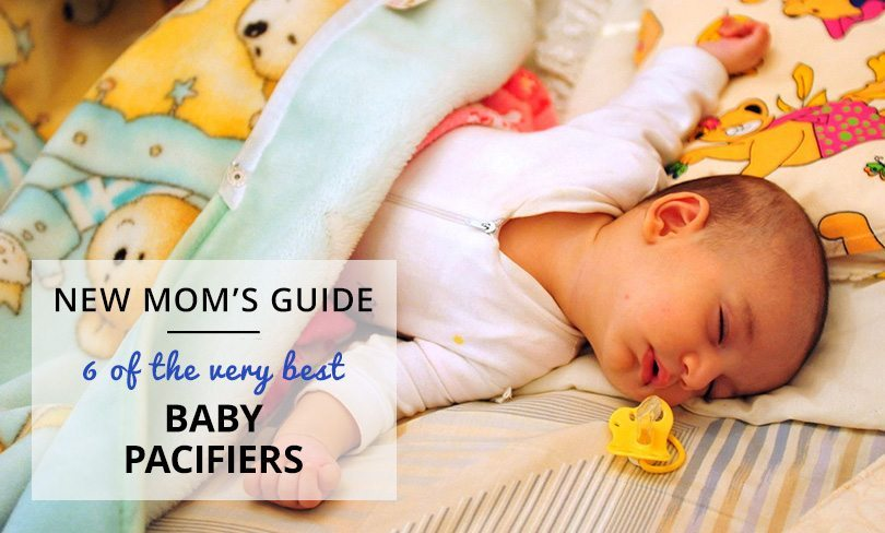 Mom S Guide To Pacifiers For Breastfed Babies