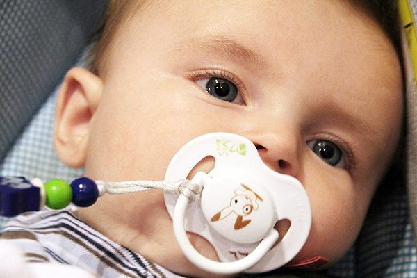 Pacifiers For Children