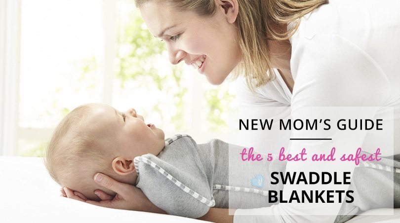 The 5 Best Swaddle Blankets A New Mom S Guide 2016