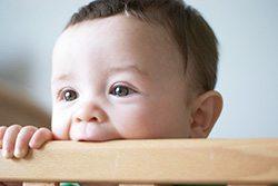 Teething Rails: A Crib Necessity