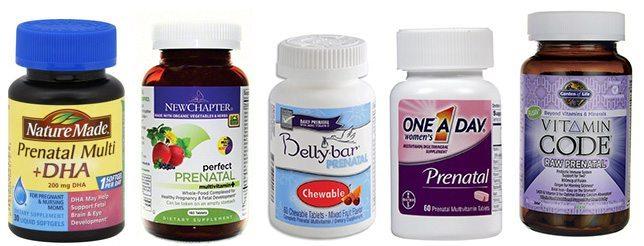 Best brand of prenatal vitamins