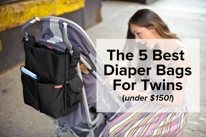 mom 39 s guide 2015 the 5 best diaper bags for twins. Black Bedroom Furniture Sets. Home Design Ideas
