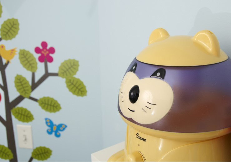 adorable nursery humidifier