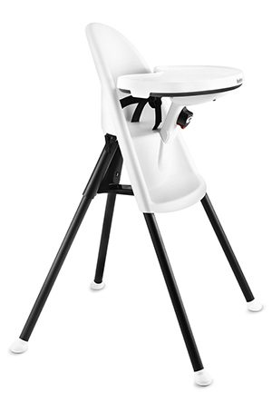 Babybjorn High Chair in White