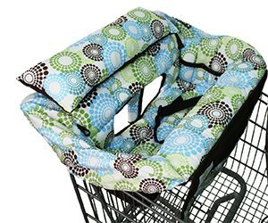 My personal favorite and the best shopping cart cover is the buggy