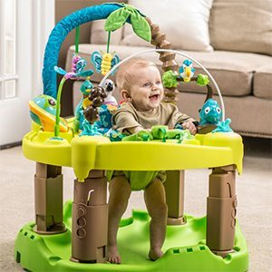 ExerSaucer Triple Fun Jungle