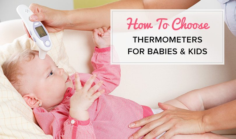 Guide to Thermometers For Babies