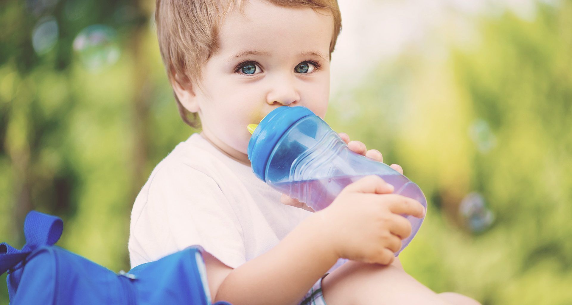 introducing your baby to juice and water