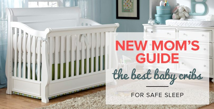 Mom's Guide To The Best Baby Cribs