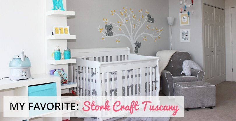 Stork Craft Tuscany