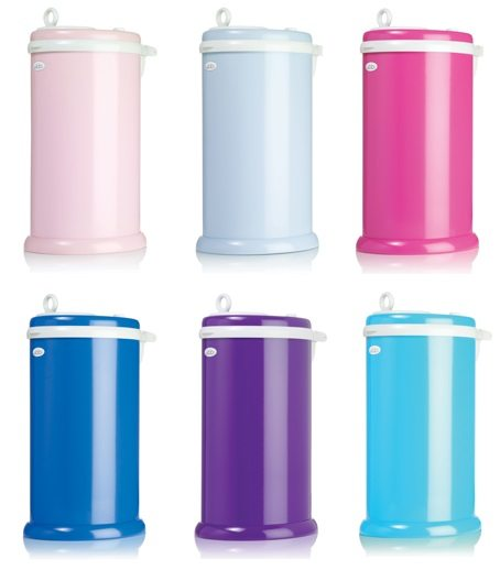 Ubbi Pail Colors
