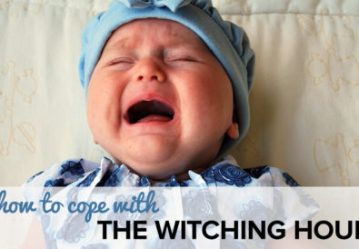 Coping With Baby's Witching Hour