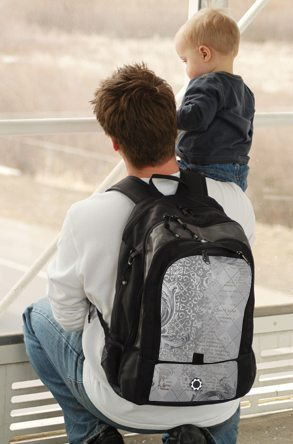 Backpack Diaper Bag For Dads
