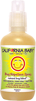 California Baby Bug Spray