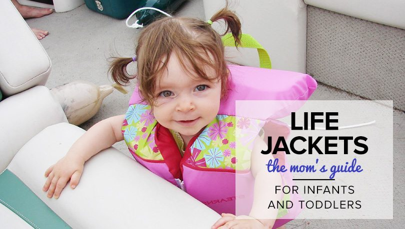 Mom's Guide to Life Jackets For Kids