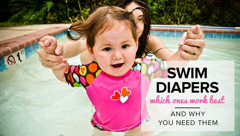 Mom's Guide to Swim Diapers