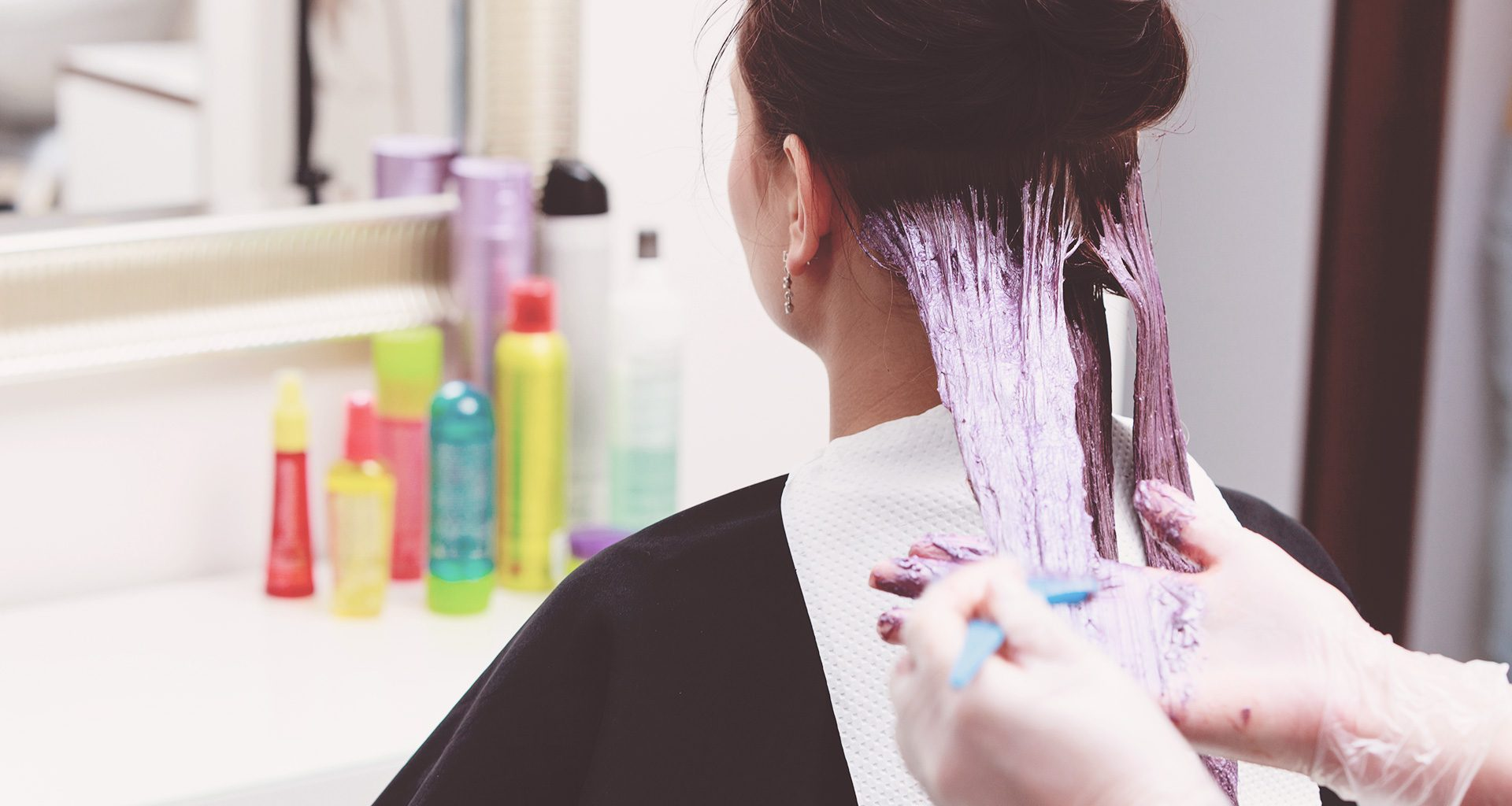 is it safe to dye hair while pregnant