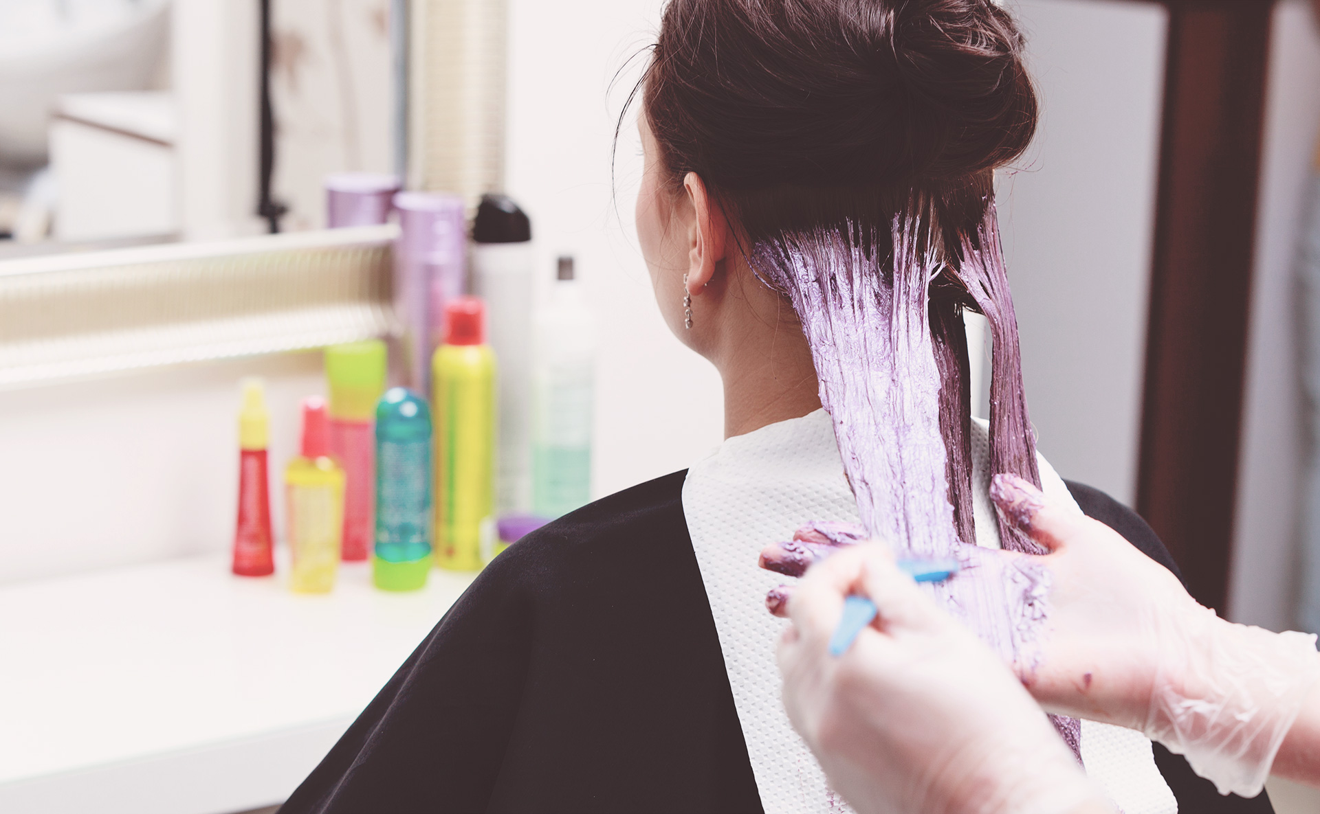 Can You Dye Your Hair When Pregnant?