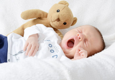 Dealing With 4 Month Sleep Regression