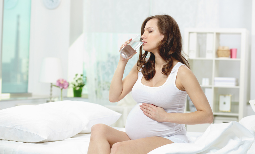 dry mouth during pregnancy