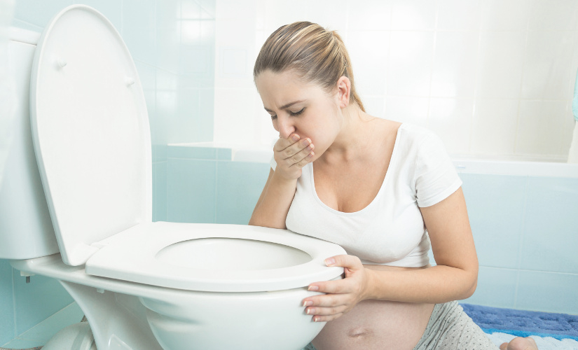 How to Deal With a Nasty Stomach Virus When Pregnant